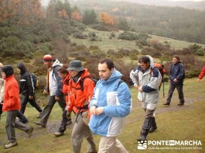 Conocer gente - Amistad - Diversión; marcas de montaña; senderismo sierra de madrid